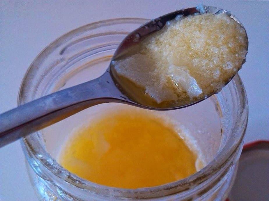 Manteiga Ghee ou Manteiga Clarificada, o ouro líquido.