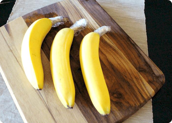 Como dar mais tempo de vida às bananas?