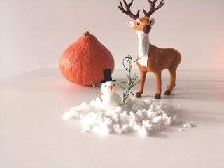 Oh oh oh, está a nevar! Vamos fazer neve?