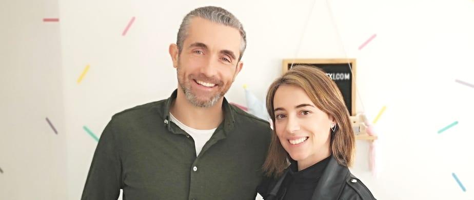 António Costa e Rita Tavares Martins Cutxi