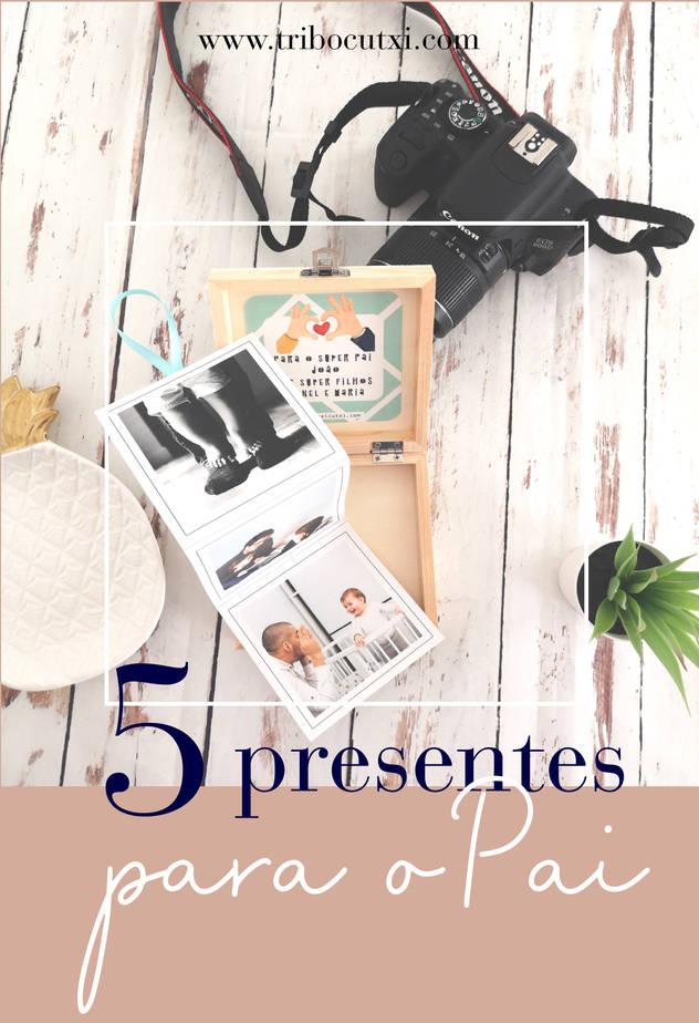 5 Presentes para o Pai