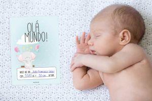 Cartões bebé, Cartões smilestones
