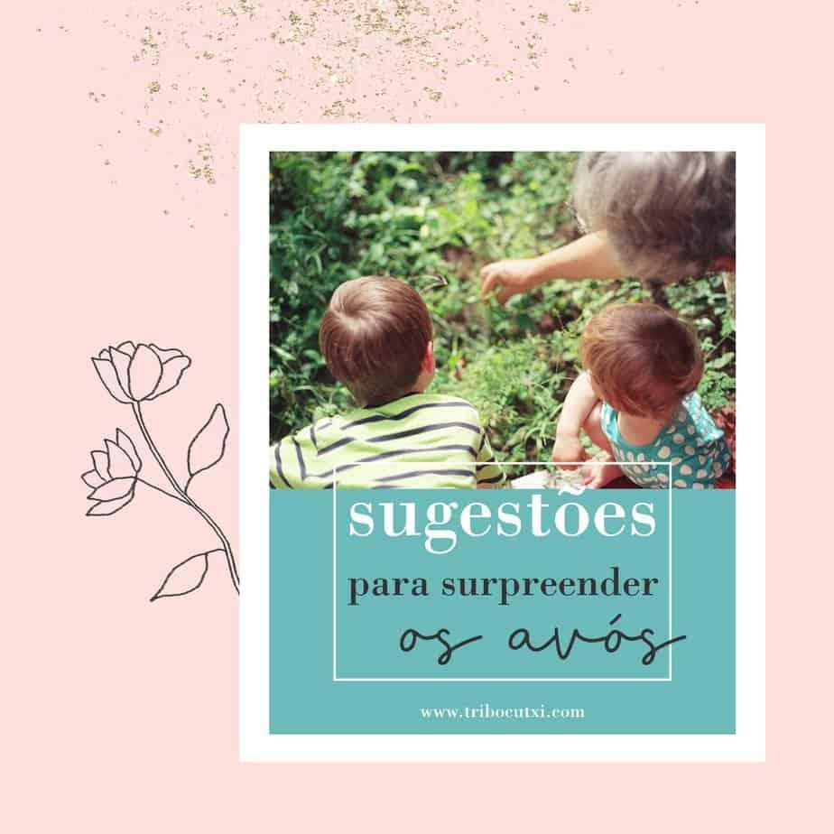Dia dos Avós – Dicas e Sugestões para um dia agradável