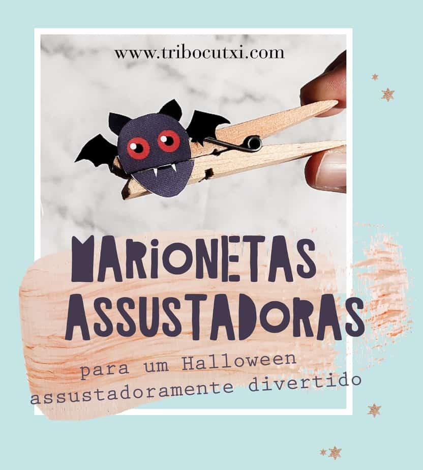 Marionetas assustadoras