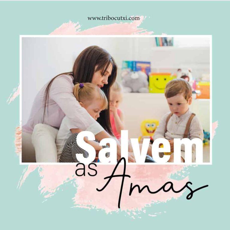 Salvem as amas, por favor!