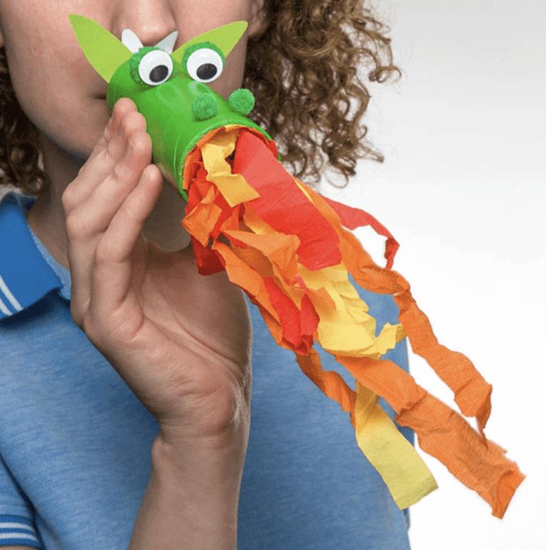 Muitos rolos de papel higiénico? 11 sugestões de brinquedos feitos a partir de rolos.