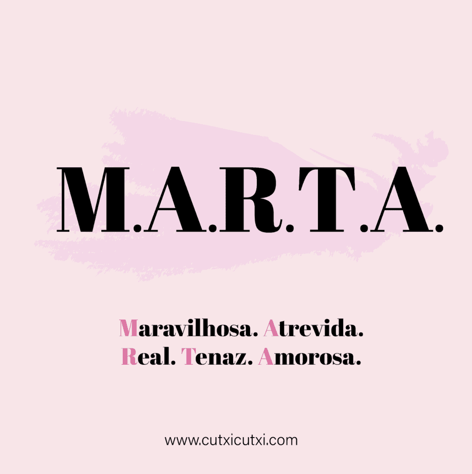 Marta – Significado do nome