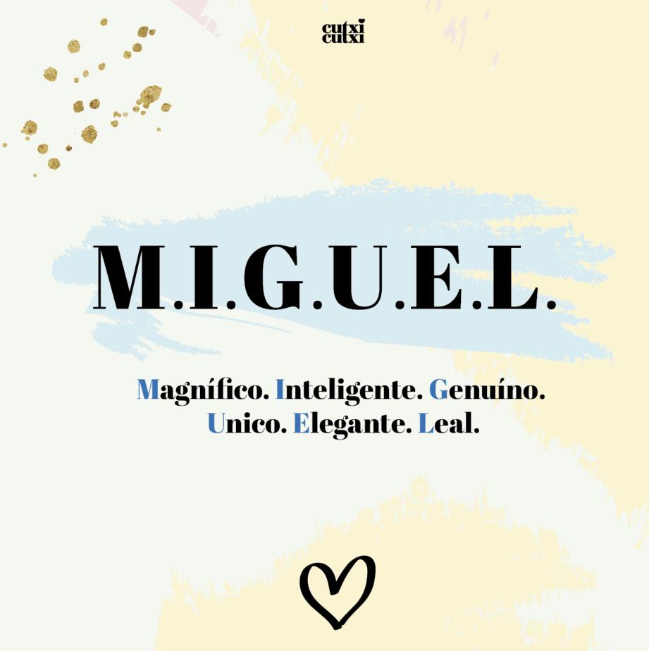 MIGUEL – Significado do nome