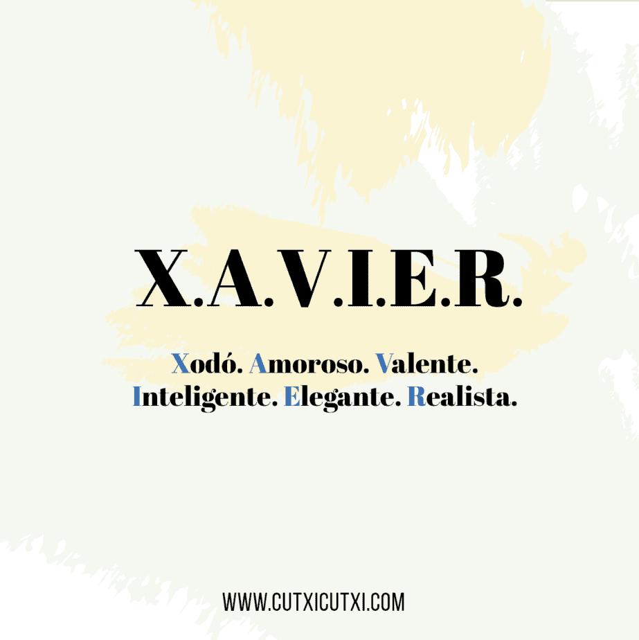 Xavier – significado do nome